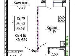 продажа 1-Кв ул/п Панева 5